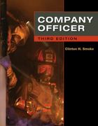 Company Officer 3rd Edition 9781111806606 1111806608