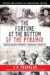 The Fortune at the Bottom of the Pyramid, Revised and Updated 5th Anniversary Edition 5th edition 9780137009275 0137009275