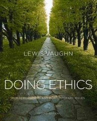Doing Ethics 2nd edition 9780393934281 0393934284