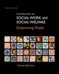 Introduction to Social Work and Social Welfare 10th edition 9780495809524 0495809527