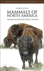Mammals of North America 2nd Edition 9780691140926 0691140928