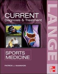 Current Diagnosis and Treatment in Sports Medicine 1st Edition 9780071410632 0071410635