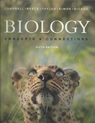 Biology: Concepts & Connections (NASTA Edition) 6th edition 9780131355668 013135566X