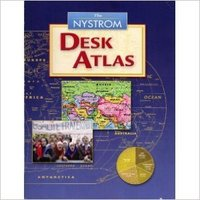 Nystrom Desk Atlas 1st Edition 9780782511888 0782511880