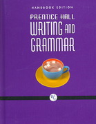 Prentice Hall Writing and Grammar 1st Edition 9780132010016 0132010011