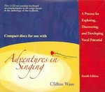 Audio CDs / Adventures In Singing 4th edition 9780073284774 0073284777