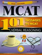 Examkrackers 101 Passages in MCAT Verbal Reasoning 2nd Edition 9781893858558 1893858553