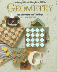 Geometry for Enjoyment and Challenge 1st Edition 9780866099653 0866099654