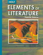 Elements of Literature 1st Edition 9780030683770 0030683777