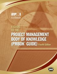 A Guide to the Project Management Body of Knowledge (PMBOK Guide) 4th edition 9781933890517 1933890517