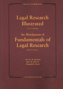 Legal Research 9th Edition 9781599413358 1599413353