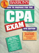 How to Prepare for the CPA 6th Edition 9780764101854 0764101854