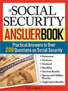 The Social Security Answer Book 0 9781572485877 1572485876