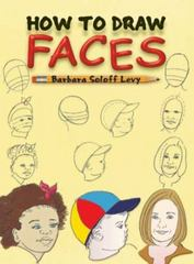 How to Draw Faces 0 9780486429014 0486429016