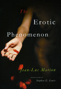 The Erotic Phenomenon 0 9780226505374 0226505375