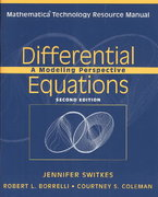 Differential Equations, Mathematica Technology Resource Manual 2nd edition 9780471483861 0471483869