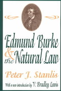 Edmund Burke and the Natural Law 0 9780765809902 0765809907