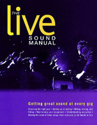 The Live Sound Manual 0 9780879306991 0879306998