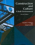 Construction and Culture 2nd Edition 9781588743473 1588743470