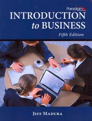 Introduction to Business 5th edition 9780763836207 0763836206
