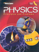 Glencoe Science, Physics California Edition 0 9780078787386 0078787386