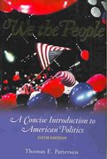 We the People 6th edition 9780073197746 0073197742