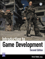 Introduction to Game Development 2nd edition 9781584506799 1584506792