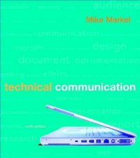 Technical Communication 9th edition 9780312485979 0312485972