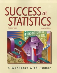 Success at Statistics 4th edition 9781884585814 1884585817