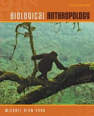 Biological Anthropology 6th edition 9780078140006 0078140005