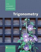 Trigonometry Value Pack (includes MathXL 12-month Student Access Kit  & Student Solutions Manual forTrigonometry) 9th edition 9780321585189 0321585186
