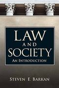 Law And Society 1st edition 9780205677474 0205677479