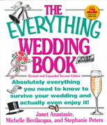 The Everything Wedding Book 2nd edition 9781580621908 1580621902