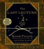 The Last Lecture 1st Edition 9781401391447 1401391443