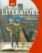 Holt Elements of Literature 1st Edition 9780030368813 0030368812