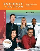 Business in Action with Real Time Updates Value Package (includes Interpretive Simulations Access  Group A) 4th edition 9780137004669 0137004664