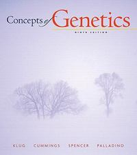 Concepts of Genetics Value Package (includes Student Handbook and Solutions Manual for Concepts of Genetics) 9th edition 9780321565631 0321565630