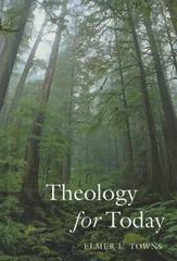 Theology for Today 1st Edition 9780155161382 0155161385