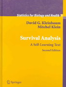 Survival Analysis 2nd edition 9780387239187 0387239189