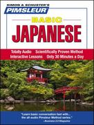Pimsleur Japanese Basic Course - Level 1 Lessons 1-10 CD 3rd Edition 9780743550727 0743550722