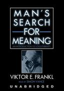 Man's Search For Meaning 0 9781433210426 1433210428