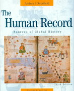 The Human Record 3rd edition 9780395870877 0395870879