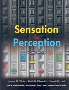 Sensation & Perception 2nd edition 9780878939565 0878939563