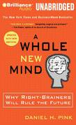 A Whole New Mind 1st Edition 9781423377009 1423377001