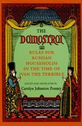 The Domostroi 1st Edition 9780801496899 0801496896