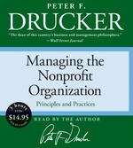 Managing the Nonprofit Organization 0 9780061232077 0061232076