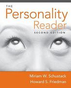 Personality Reader- (Value Pack w/MySearchLab) 2nd edition 9780205677832 0205677835