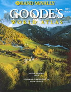 Goode's World Atlas 20th Edition 9780528640001 0528640003
