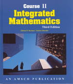 Integrated Mathematics Course 2 3rd edition 9781567655155 1567655157