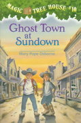 Ghost Town at Sundown 0 9781439589304 1439589305